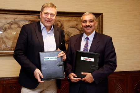 Tata Motors and Castrol announce global strategic partnership